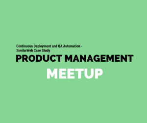 product management meetup