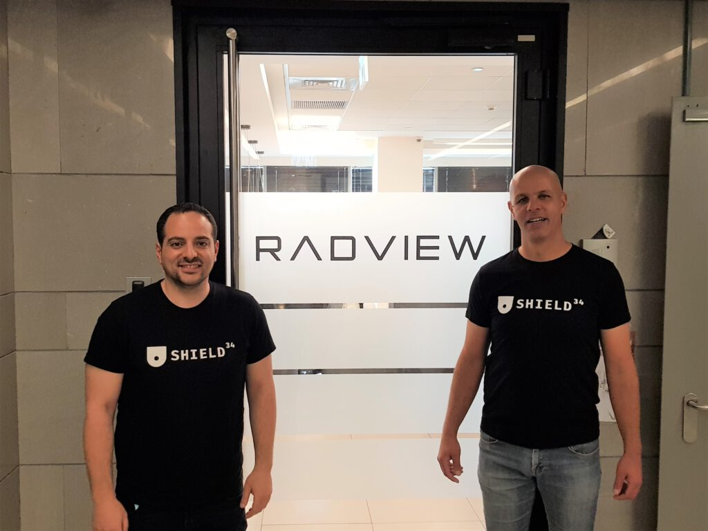 Radview acquires Shield34